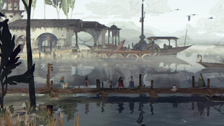 Book of Travels: El anti MMORPG 1
