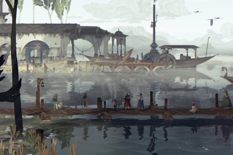 Book of Travels: El anti MMORPG 6