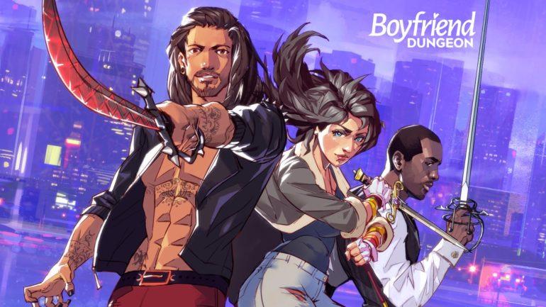 Boyfriend Dungeon: Ennóviate con tu espada 1