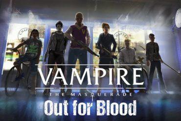 Out for Blood: Vecindario vampírico 8