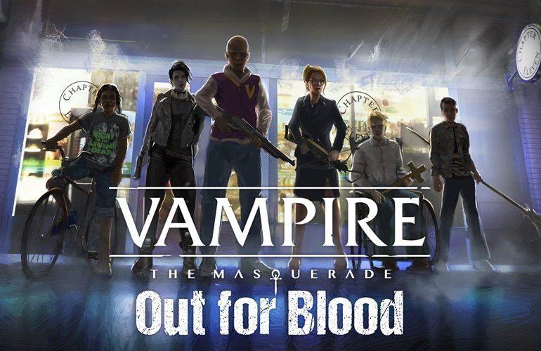 Out for Blood: Vecindario vampírico 6