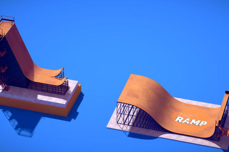 The Ramp: Sólo el monopatín 7