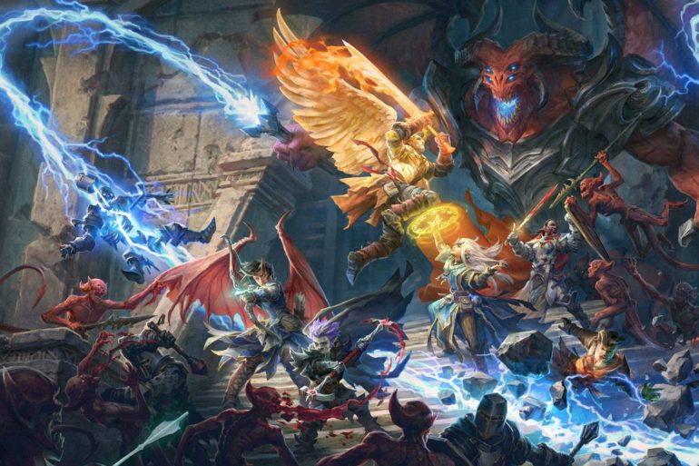 Menos de un mes para Pathfinder: Wrath of the Righteous 6