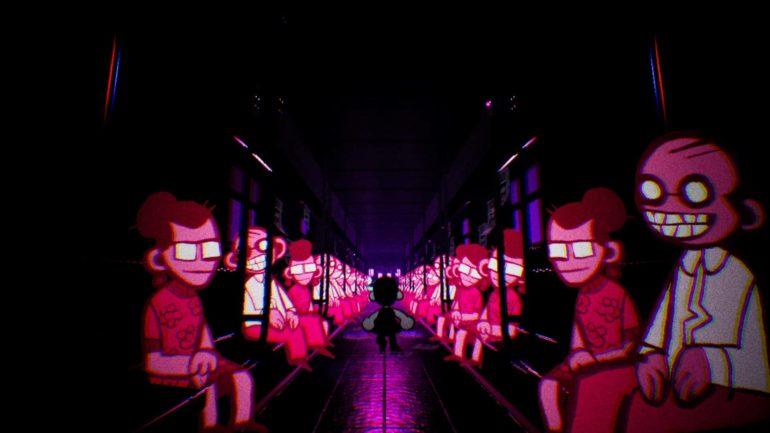 Subway Midnight